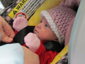 Here is the joyful day of Em's homecoming, after almost 3 months in the NICU.