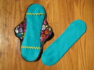 Lunapads Reusable Menstrual Pads